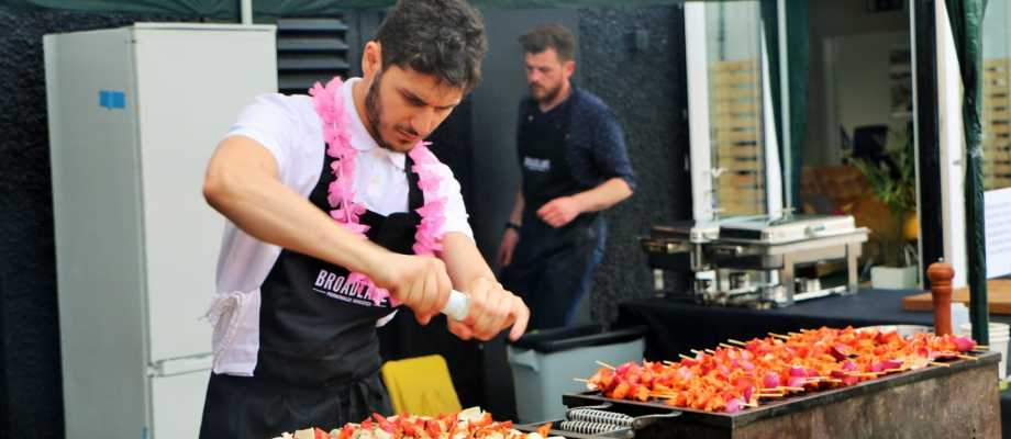 Broadlake BBQ – In Pictures