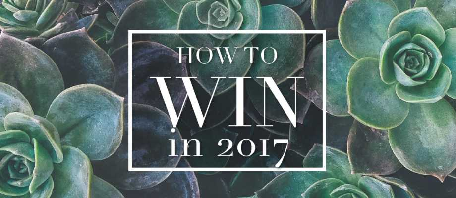 10 Tips for Irish Businesses to Win in 2017!