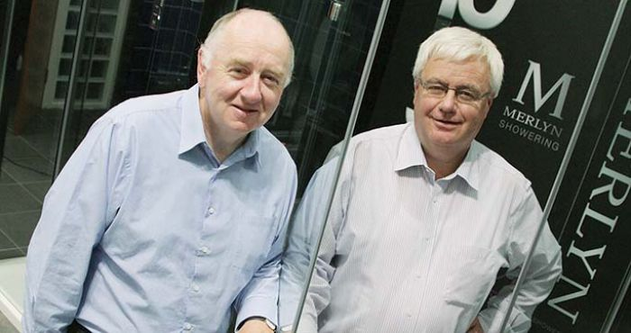 Broadlake buys into Kilkenny shower manufacturer Merlyn
